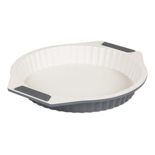 Viking Ceramic Coated Non-Stick 11-inch Tart / Quiche pan