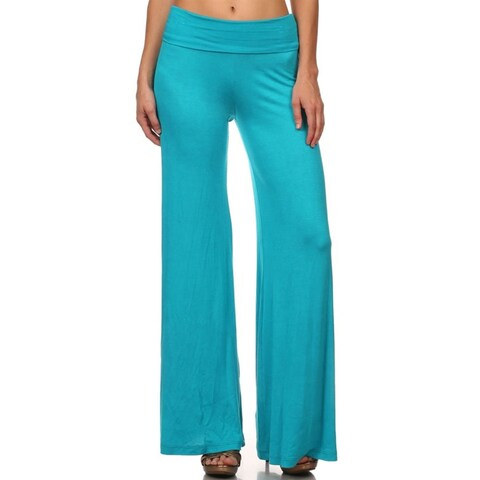 MOA Collection Women's Solid Pants
