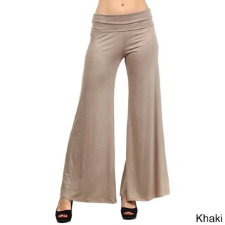 MOA Collection Women's Solid Pants (3 options available)