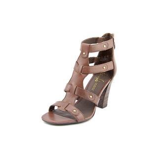 Franco Sarto Women's 'Jett' Leather Sandals