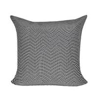Loom and Mill 22 x 22-inch Oddball Chevron Decorative Pillow