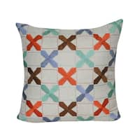 Loom and Mill 22 x 22-inch Decorative Pillow
