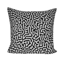 Loom and Mill 22 x 22-inch Coral Decorative Pillow