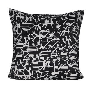 Loom and Mill 22 x 22-inch Confetti Decorative Pillow