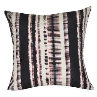 Loom and Mill 21 x 21-inch Stripe Decorative Pillow
