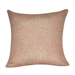 Loom and Mill 21 x 21-inch Aztec Decorative Pillow
