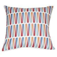 Loom and Mill 21 x 21-inch Geometric Decorative Pillow