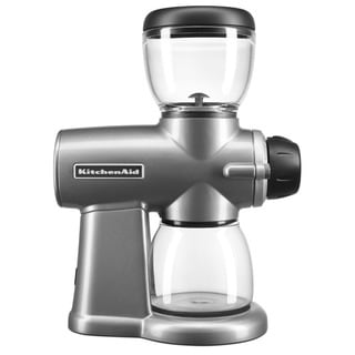 KitchenAid KCG070ER Empire Red Burr Grinder
