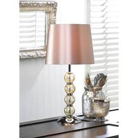 Orchidean Glass Table Lamp