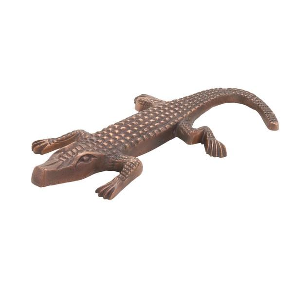 Aluminum Copper Alligator 14-inch, 1-inch