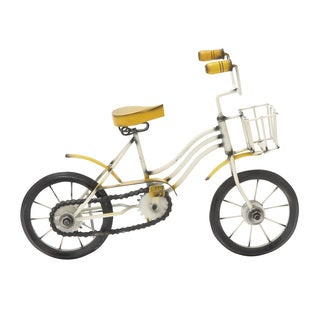 Metal Wood Bicycle 13-inch, 10-inch