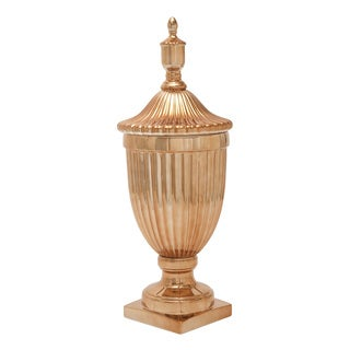 Ceramic Copper Urn