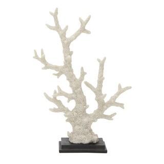 Polyresin Coral Decor 13-inch, 21-inch