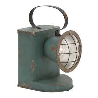Metal LED Spot Lantern 10-inch, 24-inch