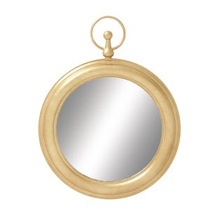 Metal Wall Mirror 24-inch, 31-inch