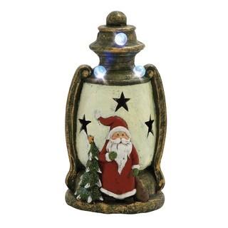 Santa LED Lantern