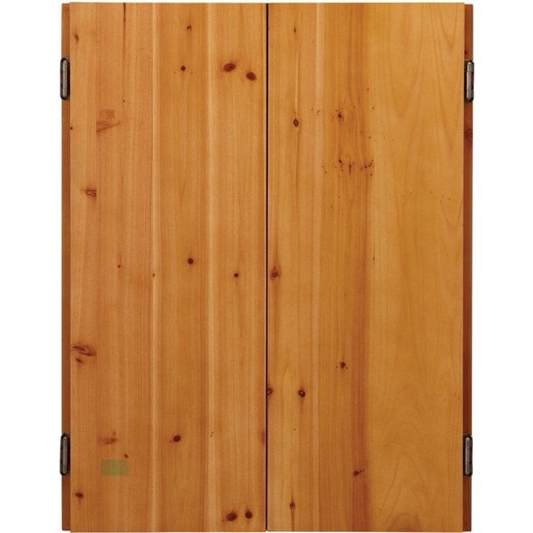 Viper Metropolitan Solid Pine Dartboard Cabinet / Model 40-0402