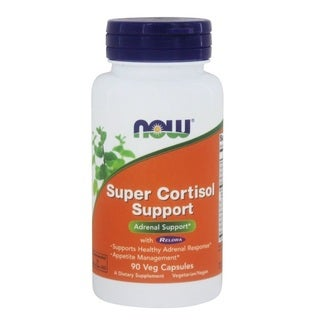 Now Foods Super Cortisol Support (90 Veggie Capsules)