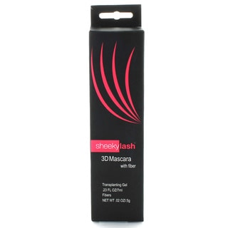 SheekyLash 3D Fiber Mascara