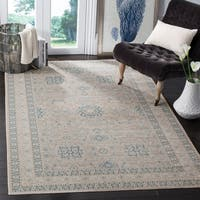 Safavieh Archive Vintage Grey/ Blue Distressed Rug - 5' 1 x 7' 6