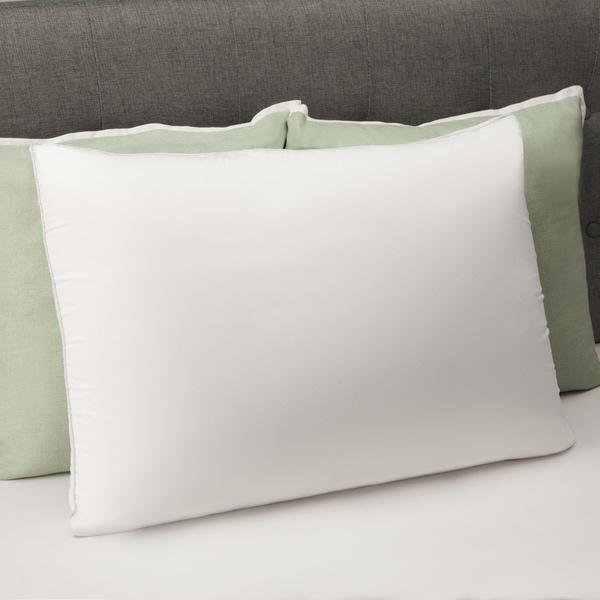 Comfort Memories Adjustable Comfort Memory Foam and Down Alt Pillow