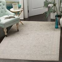 Safavieh Archive Vintage Grey/ Light Grey Distressed Rug - 5'1 x 7'6