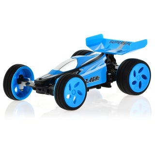 CIS-086B Blue 1:43 Scale Buggy Runs 15 MPH and Perform Tricks