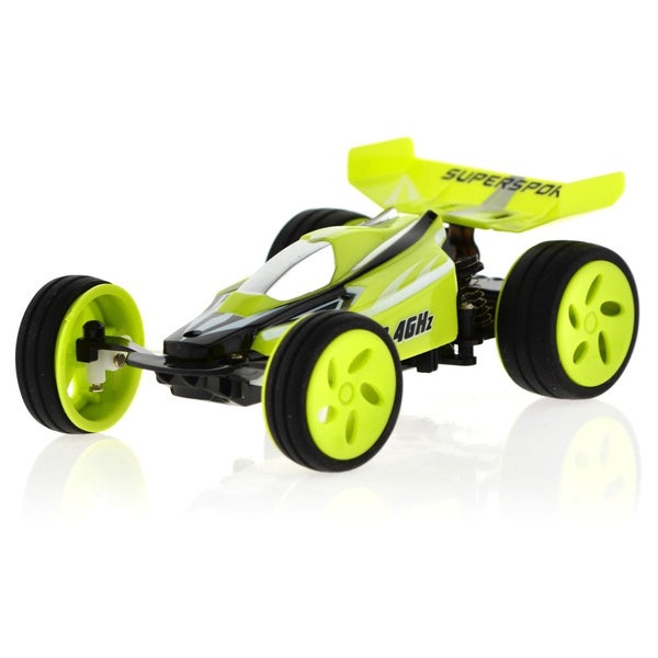 CIS-086G Green 1:43 Scale Buggy Runs 15 MPH and Perform Tricks
