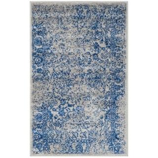 Safavieh Adirondack Vintage Distressed Grey / Blue Rug (2'6 x 4')
