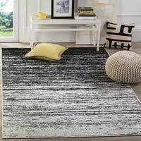 Safavieh Adirondack Vintage Ombre Silver/ Black Large Area Rug (11' x 15') - 11' x 15'