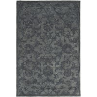 Safavieh Handmade Antiquity Grey/ Multi Wool Rug (2' x 3')