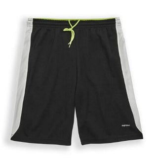 Heather Mesh Panel 11-inch Basketball Shorts