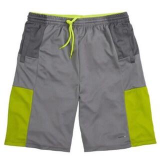 Color-blocked Panel 11-Inch Basketball Shorts