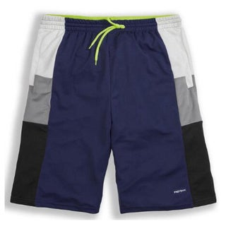 Color-blocked Panel 11-Inch Basketball Shorts