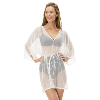 Women's Mesh Coverup by Mazu Swim