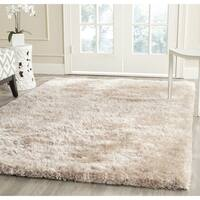 Safavieh Handmade South Beach Champagne Polyester Rug