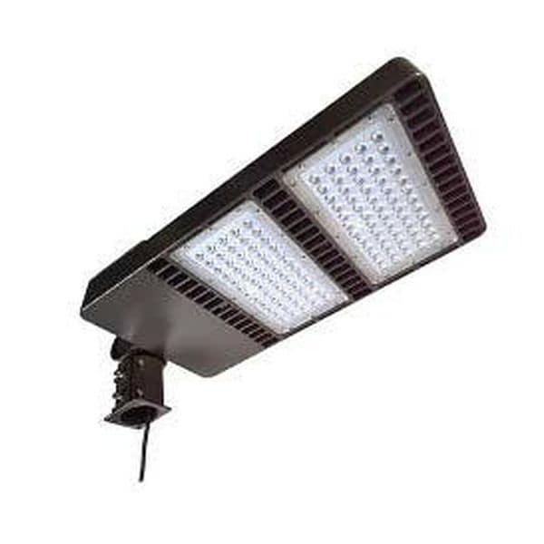 200w led pole light parking lot light 3500k free shipping today. Black Bedroom Furniture Sets. Home Design Ideas