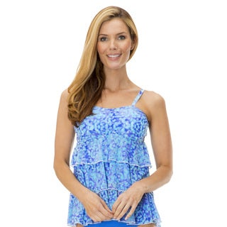 Women's Kara's Karma Tankini Top by Mazu Swim