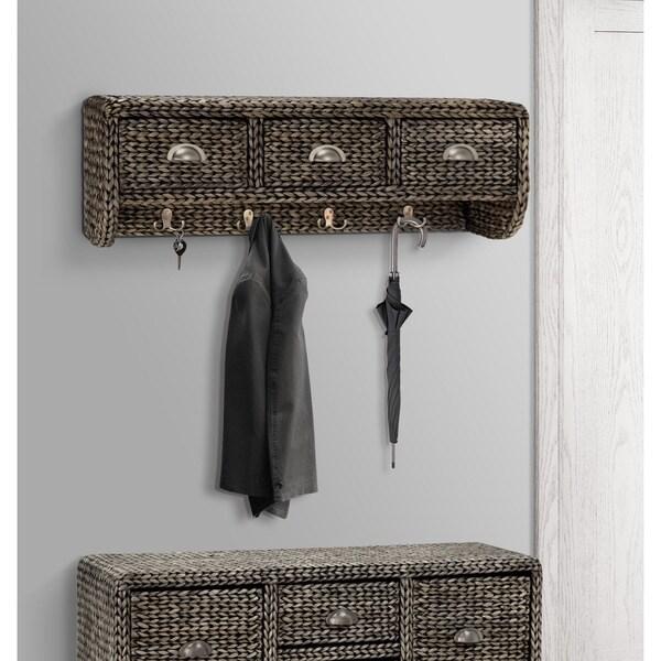 Gallerie Decor Bali Breeze Wall Cabinet