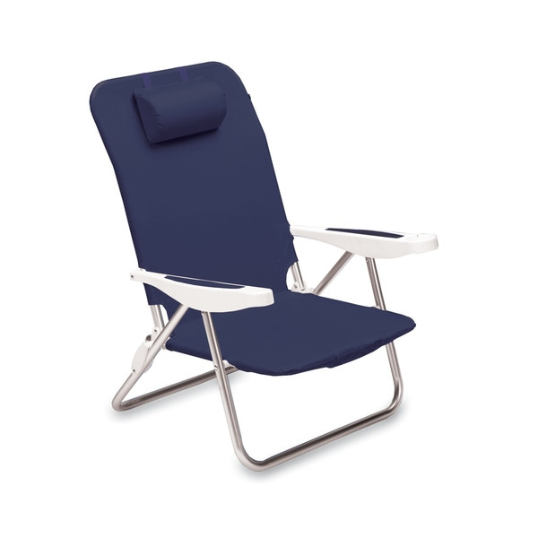 Shop Monaco Beach Chair Backpack Chair - On Sale - Free ...