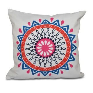 Mod Geometric 18 x 18-inch Outdoor Pillow