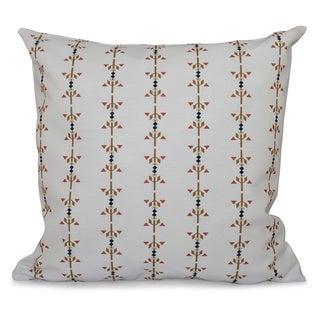 Jodhpur Stripe Stripe 18 x 18-inch Outdoor Pillow