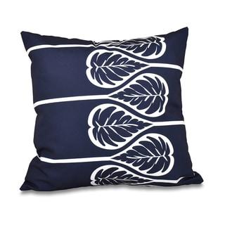 Fern 2 Floral 18 x 18-inch Outdoor Pillow
