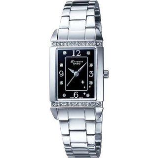 Casio Women's SHN4016D-1A Sheen MOP Watch