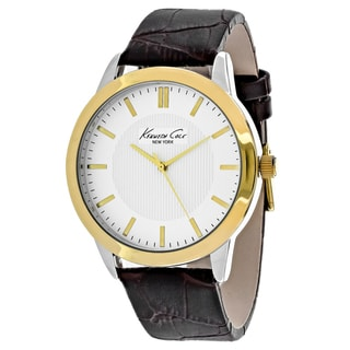 Kenneth Cole Men's 10024816 Classic Silver Watch