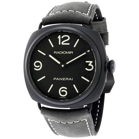 Panerai Men's Radiomir Black Watch