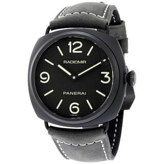 Panerai Men's PAM00643 Radiomir Black Watch