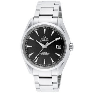 Omega Men's 23110422106001 Seamaster Grey Watch