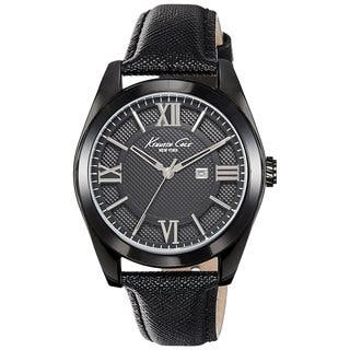 Kenneth Cole Women's 10023858 Classic Black Watch|https://ak1.ostkcdn.com/images/products/11723253/P18643085.jpg?impolicy=medium