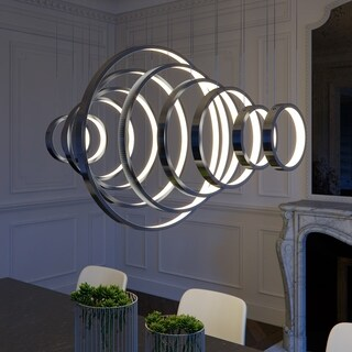 Hoops LED-Linear Pendant